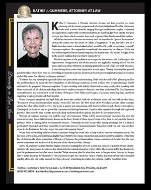 Kathie Gummere Estate Planning Attorney